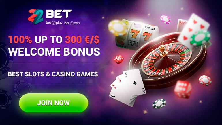 100% up to 300 €/$ welcome bonus - best slots & casino games