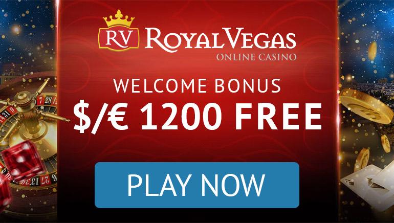 Welcome bonus $/€ 1200 free